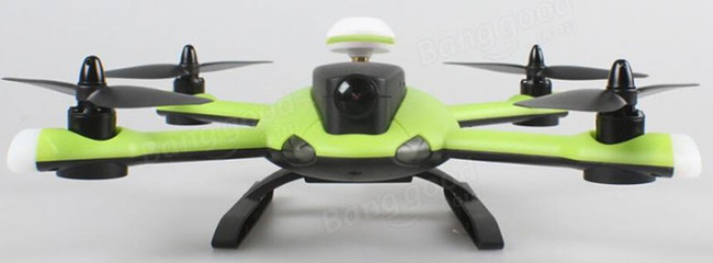 Latest 2016 FPV Drone Racer