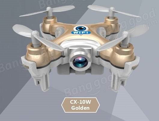 Cheerson Wifi FPV RC Quadcopter CX-10W