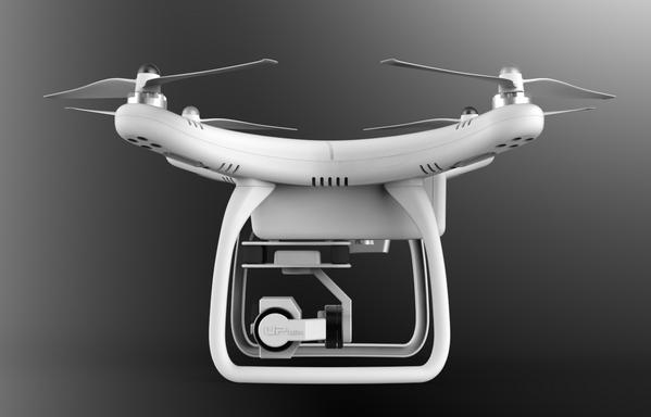 UpAir FPV Quadcopter