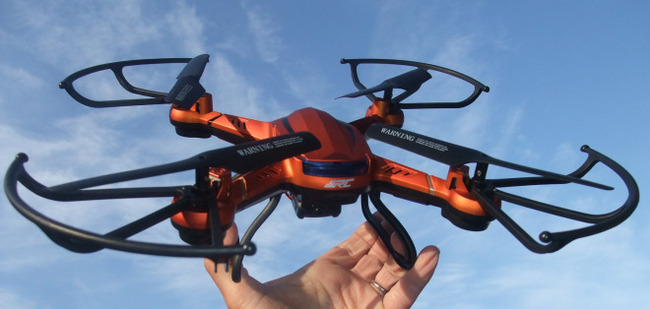 Low Priced Camera drones