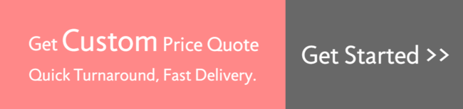 Fashion Sketch Pricing Quote