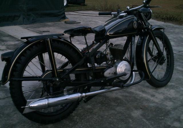 1948 SHL M0-4 Stroker