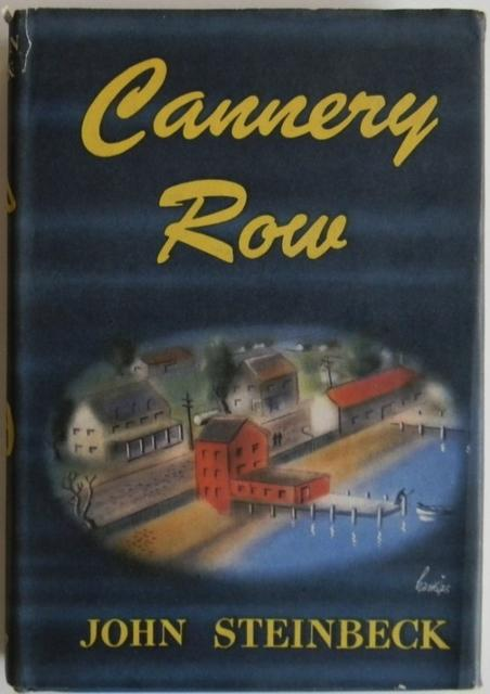 an analysis of canery row by john steinbeck Find all available study guides and summaries for cannery row by john steinbeck if there is a sparknotes, shmoop, or cliff notes guide, we will have it listed here.