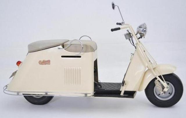 1950 Cushman Series 60