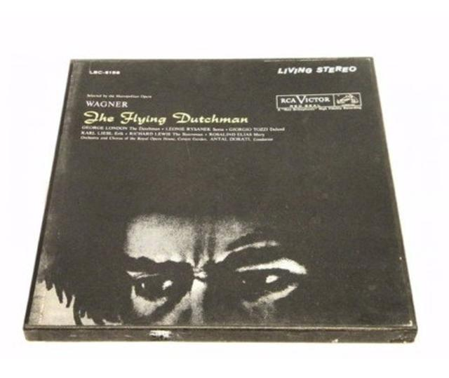 "Wagner's ""The Flying Dutchman"" LP"