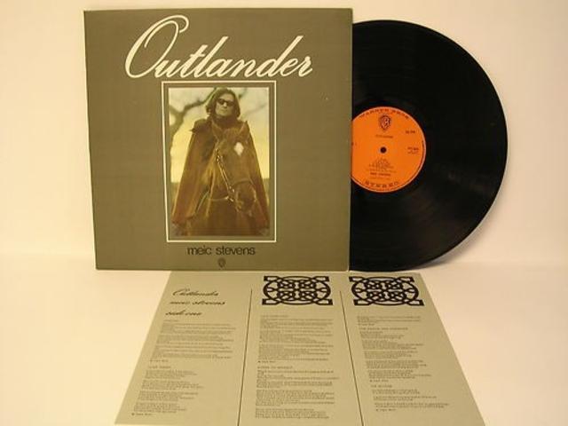 Meic Stevens, <i>Outlander</i> Vinyl