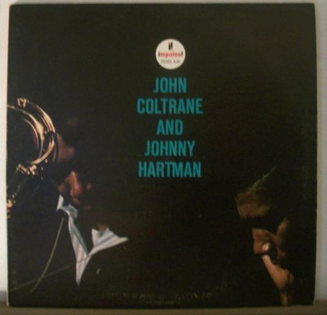 <i>John Coltrane and Johnny Hartman </i>