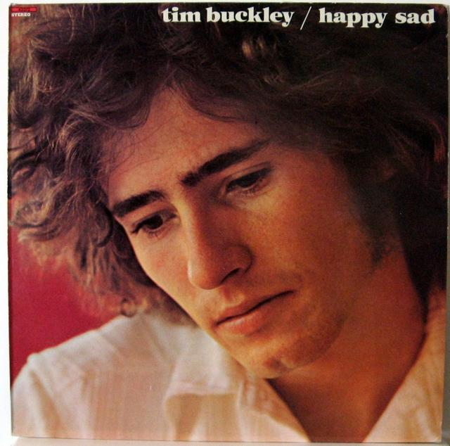 Tim Buckley, <i>Happy Sad</i>