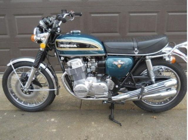 1974 Honda CB CB750K