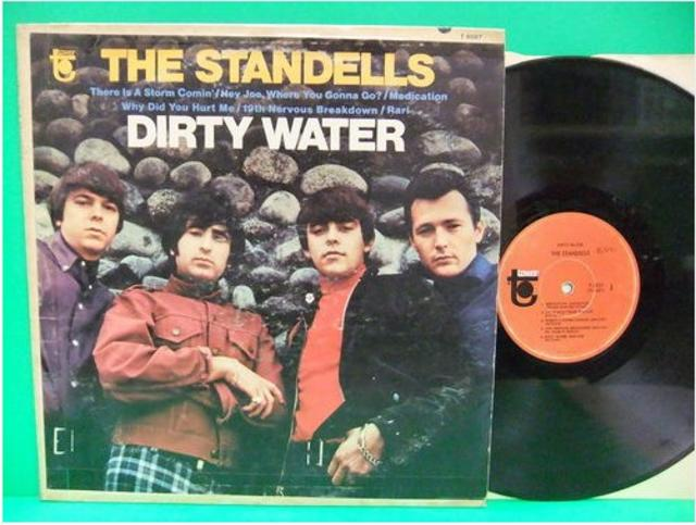 The Standells, <i>Dirty Water</i> LP (1966)