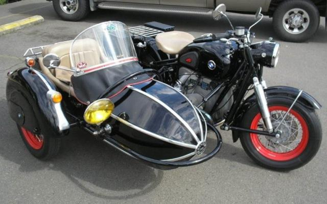 1968 BMW R-Series/2