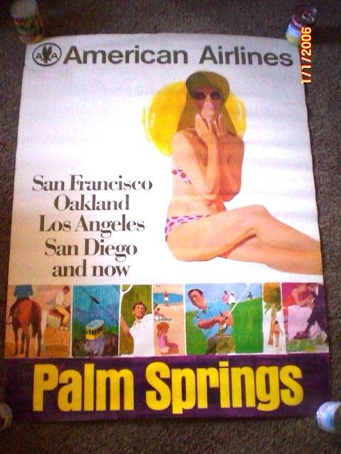 Vintage American Airli...