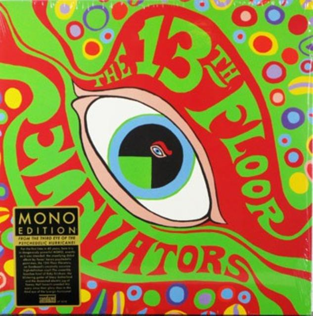 The 13th Floor Elevators — <i>Psychedelic Sounds</i> LP