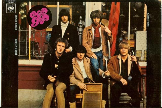 Moby Grape — <i>Moby Grape</i> w/Finger