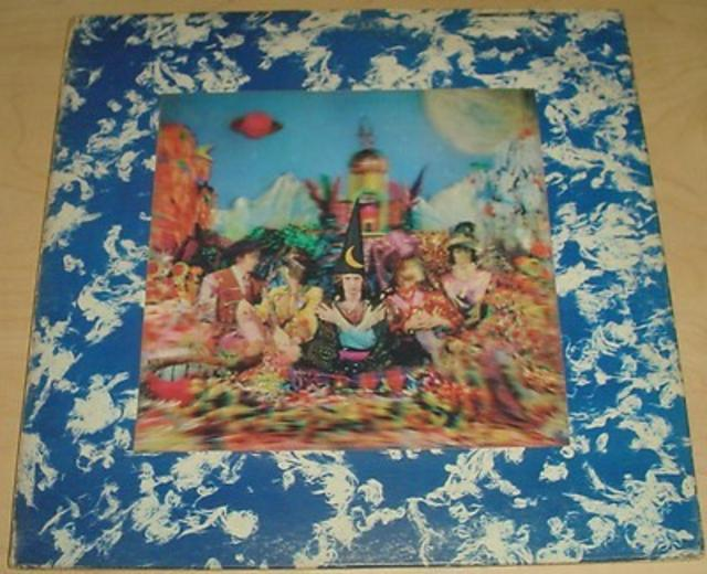 Rolling Stones — <i>Their Satanic Majesties Request</i> w/3-D Cover