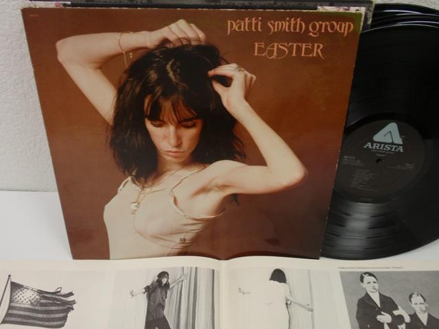 <i>Easter</i> — Patti Smith Group