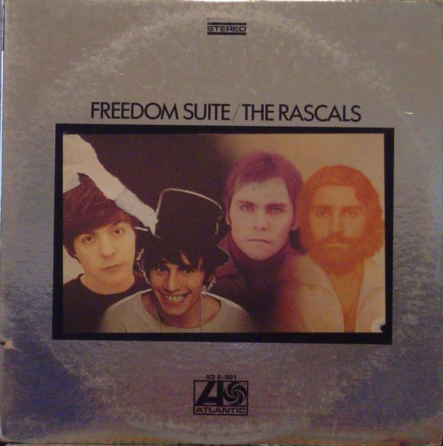 <i>Freedom Suite</i> — The Rascals