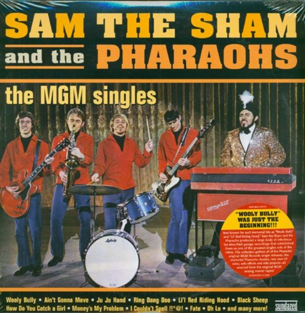 The MGM Singles — Sam the Sham & the Pharaohs