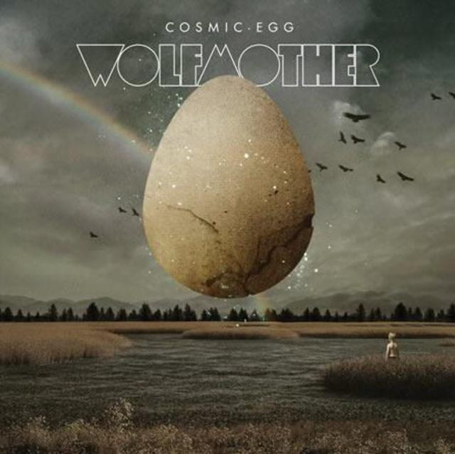 <i>Cosmic Egg</i> — Wolfmother