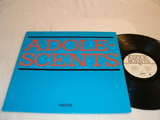 Self-titled LP — Adolescents