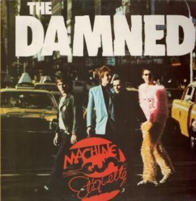 <i>Machine Gun Etiquette</i> — The Damned