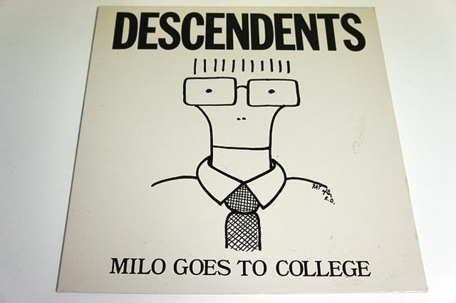 <i>Milo Goes to College</i> — Descendents