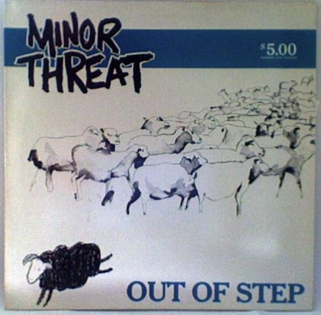 <i>Out of Step</i> — Minor Threat