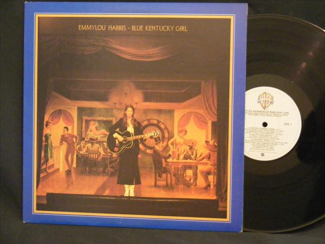 Emmylou Harris – <i>Blue Kentucky Girl</i>