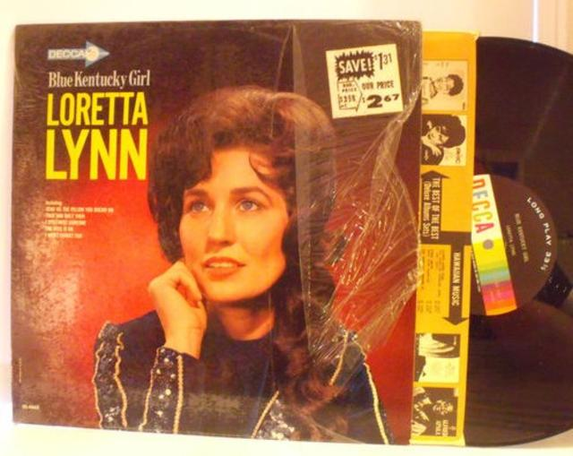 Loretta Lynn – <i>Blue Kentucky Girl</i>