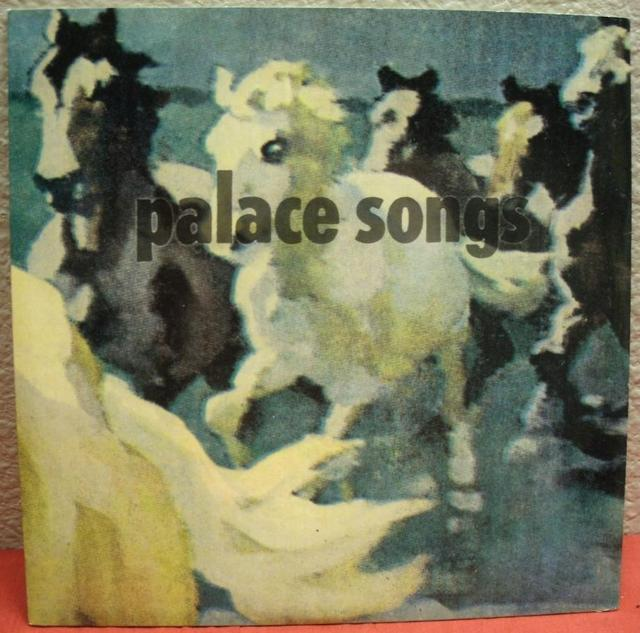 Palace Songs - Horses single