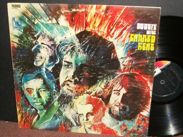Canned Heat – <i>Boogie with Canned Heat</i>