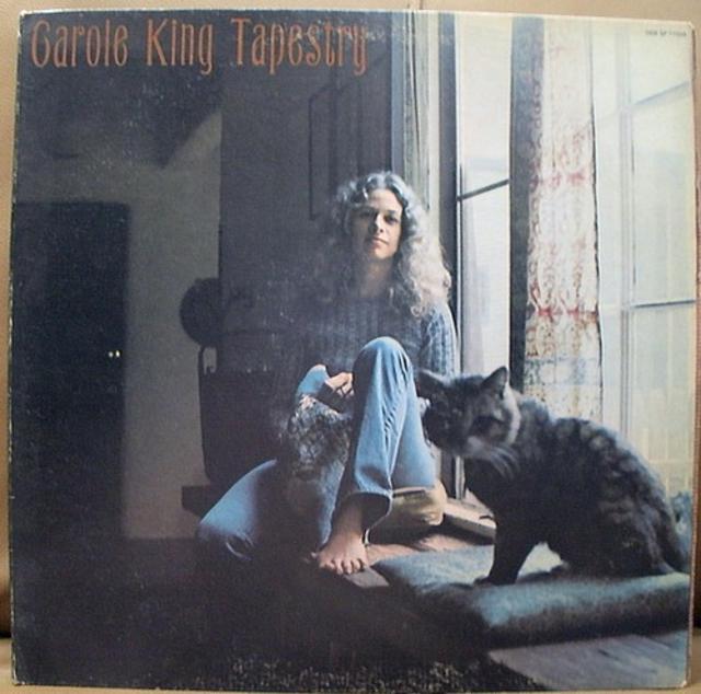Carole King – <i>Tapestry</i>