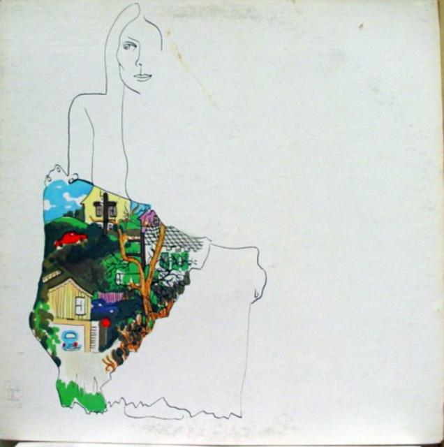 Joni Mitchell – <i>Ladies of the Canyon</i>