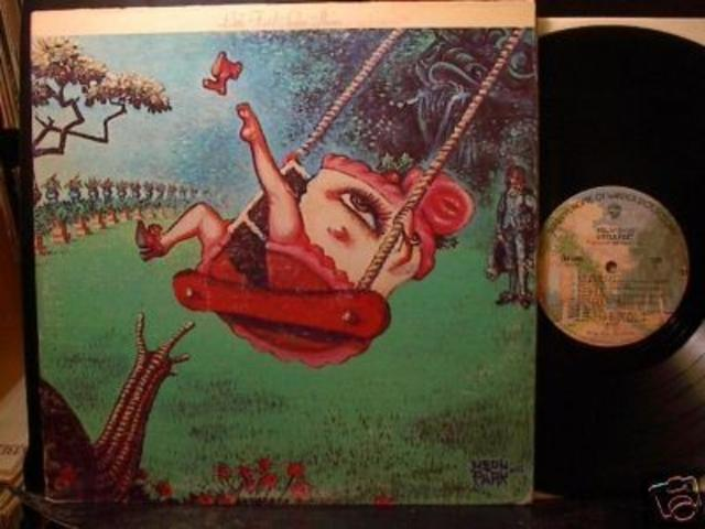 Little Feat – <i>Sailin' Shoes</i>