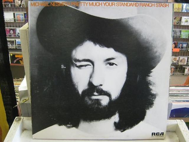 Michael Nesmith – <i>Pretty Much Your Standard Ranch Stash</i>