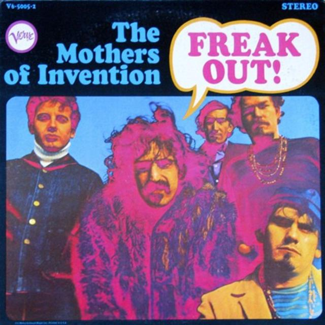 The Mothers Of Invention – <i>Freak Out!</i>