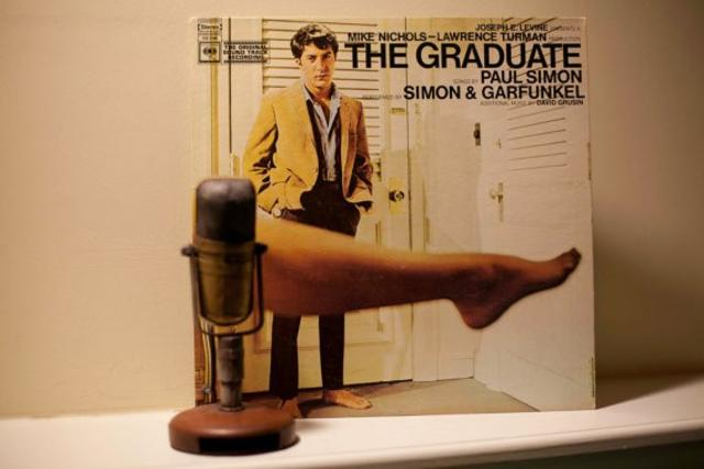 <i>The Graduate</i> Movie Soundtrack
