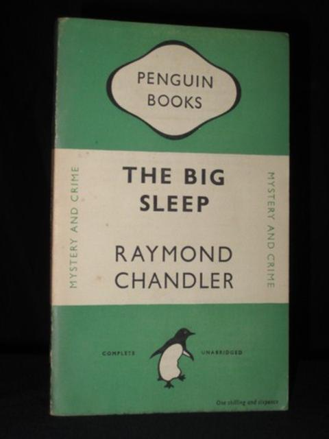 raymond chandler essays