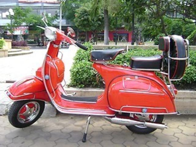 1968 Vespa Scooter