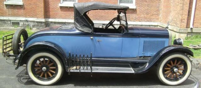 1926 Chrysler Model 52