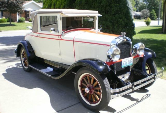 1928 Pontiac Landau