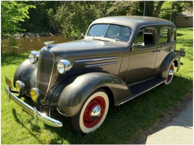 1936 Chevrolet Master Deluxe