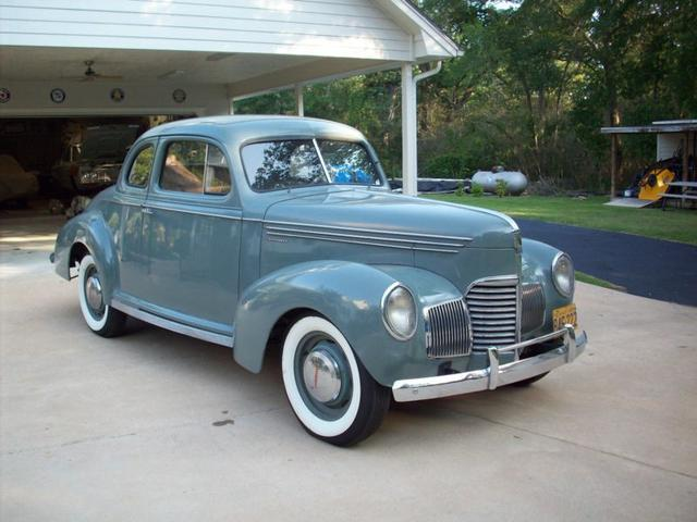 1939 Studebaker Coupe