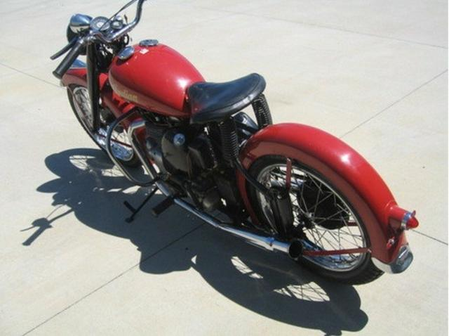 1949 Indian Motorcycle