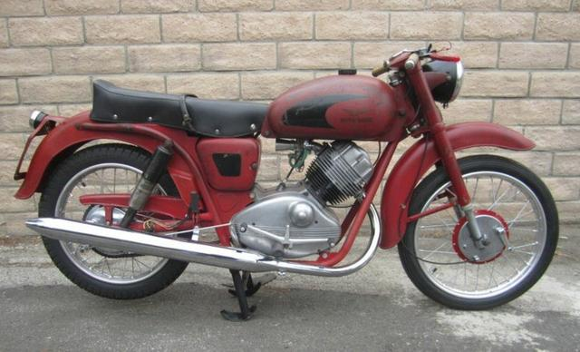 1957 Moto Guzzi