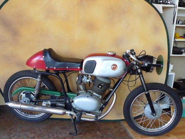 1967 Gilera Motorcycle