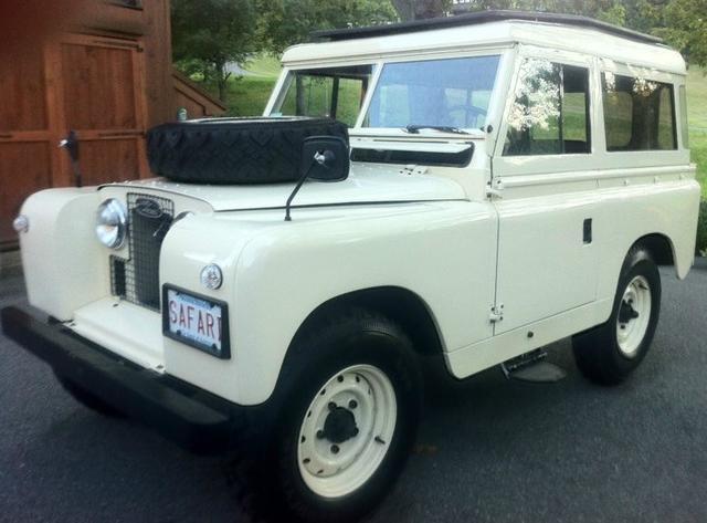 1961 Land Rover