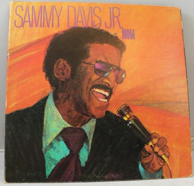 Sammy Davis Jr. <i>NOW</i> LP