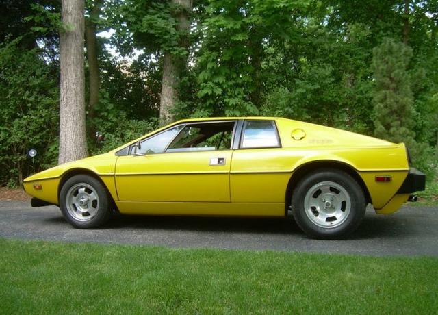 1973 Lotus Esprit S1