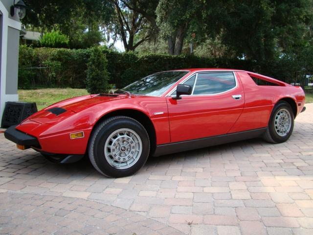 1978 Maserati Merak